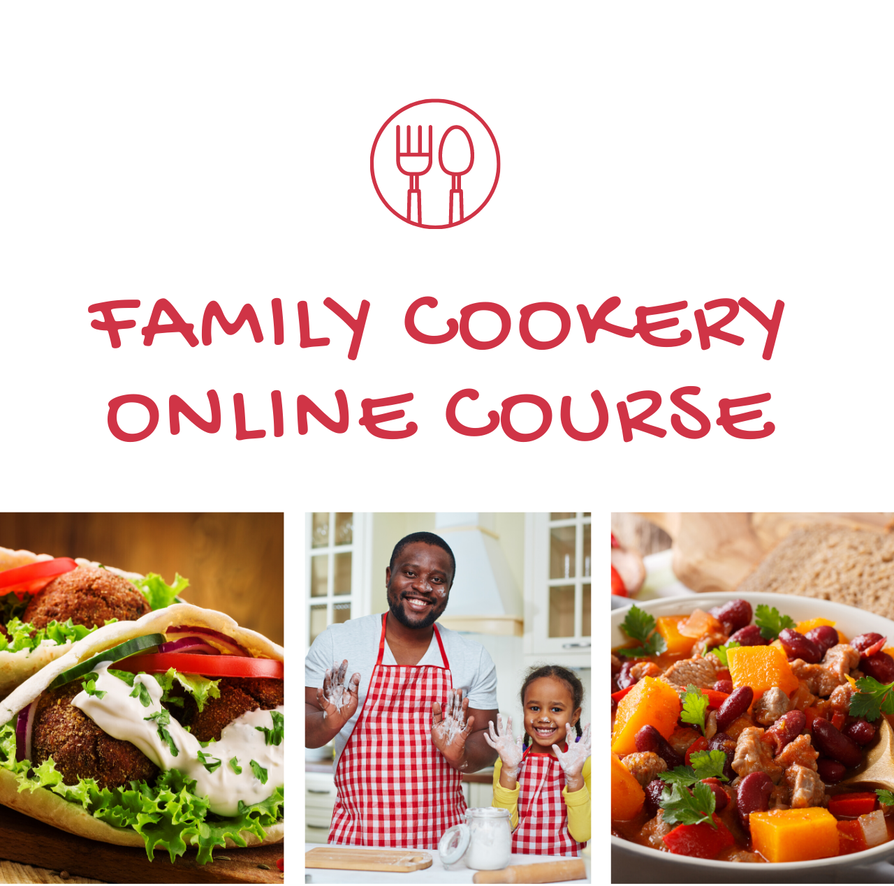 SUMMER CAMP - FAMILY COOK & EAT
