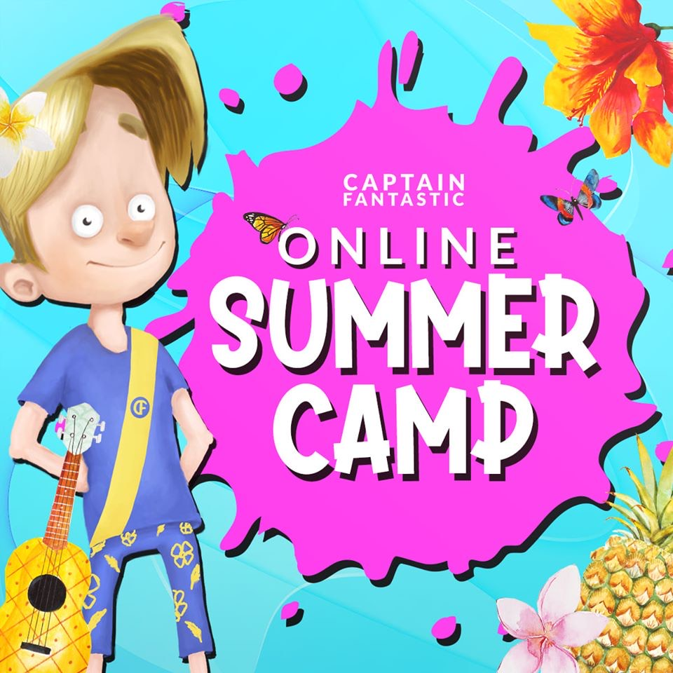 SUMMER CAMP - CAPTAIN FANTASTIC